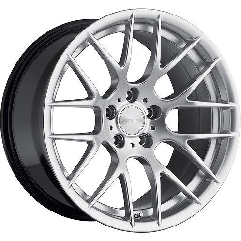 "19"" Avant Garde M359 Silver Wheel Set 2014+ BMW 4 Series"