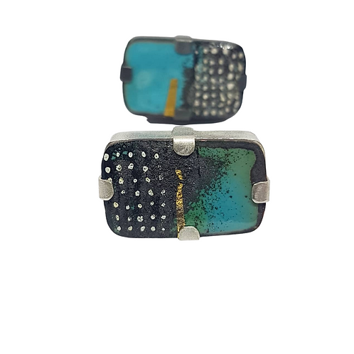 Dotty claw set rings
