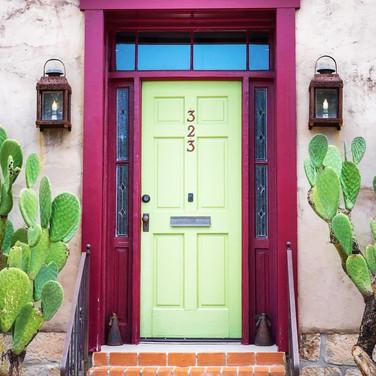 El Presidio Door 2