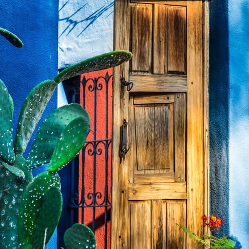 El Presidio Door