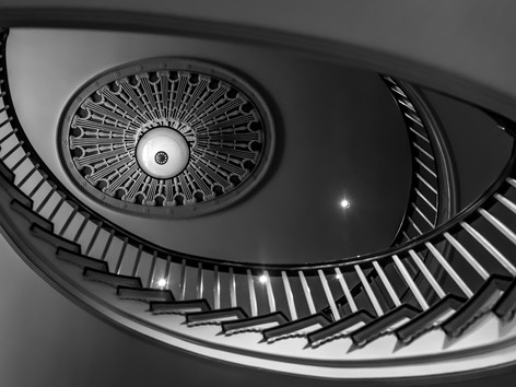 Colonial Staircase