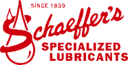 Schaeffer's Specialized Lubricants Logo Transparent