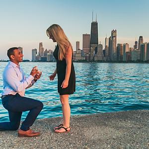 Sagar & Kate Proposal