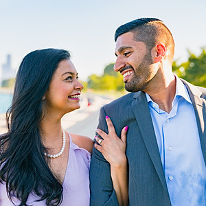 Akhil & Khushboo Proposal