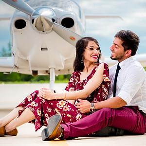 Mo & Aisha Proposal