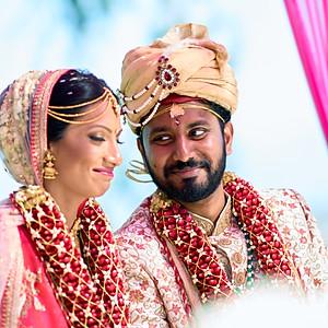 Anjali & Anirudh Wedding