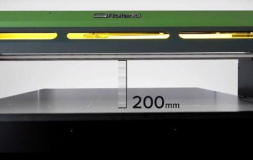 Roland UV S-Series stół 200 mm.JPG