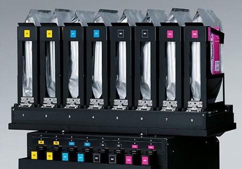 system zasilania atramentowego Roland RT