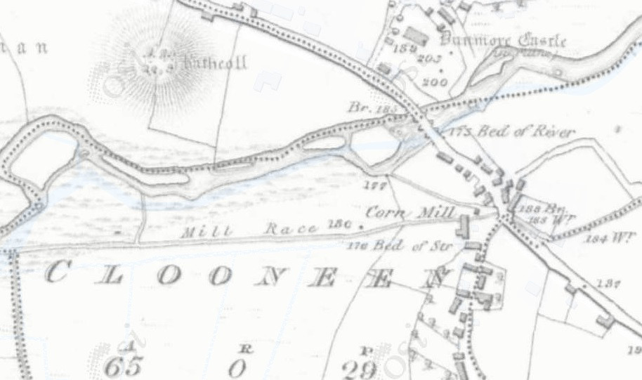 OSI Map (1837-1842), Dunmore Co. Galway