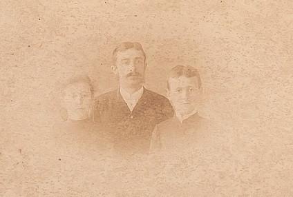 Irish Ancestor family