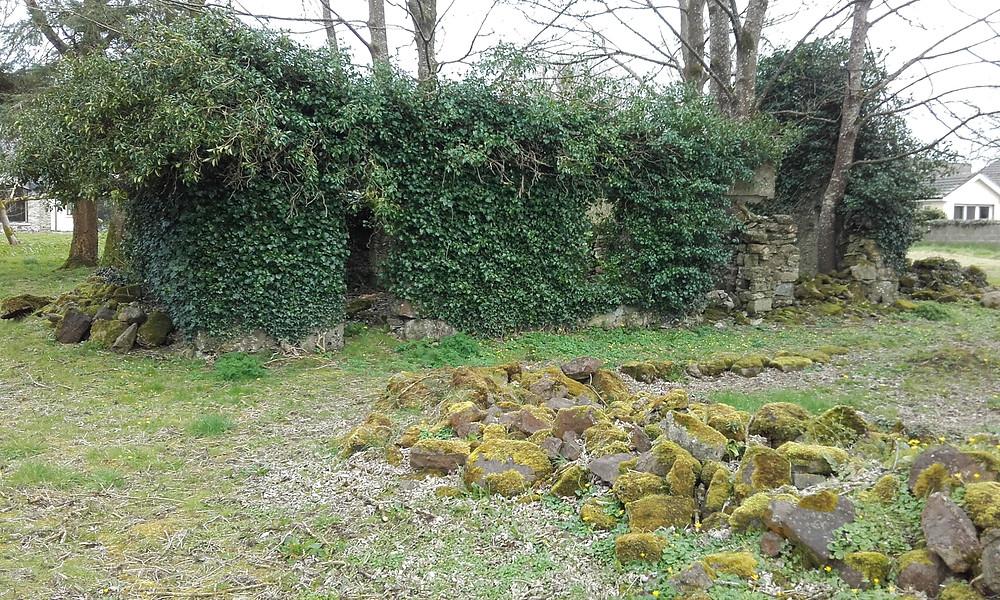Abandoned Cottage Irishtown, Co. Mayo