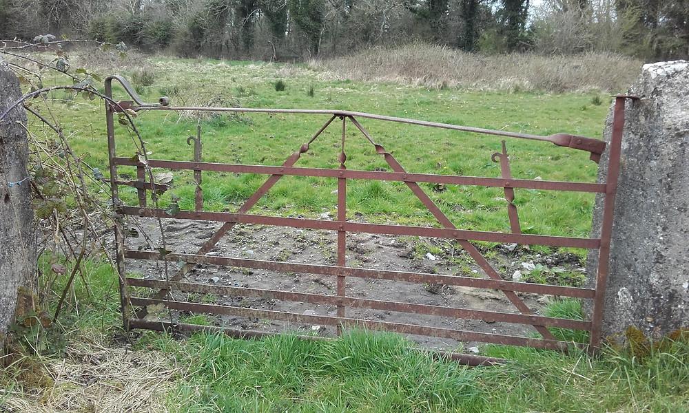 Handmade Gate, Irishtown, Co. Mayo