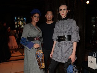 LFW: My Starsica journey, from a fan to FROW...