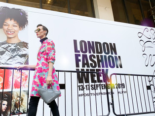 Welcoming the NEW format for London Fashion Week