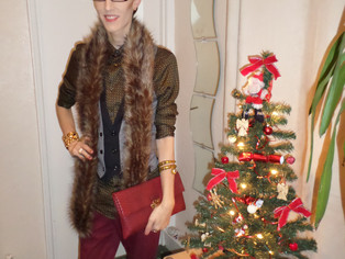 Christmas Outfits, the classy way...