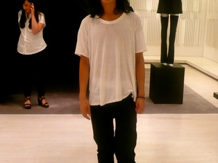 Alexander Wang for H&M is coming...