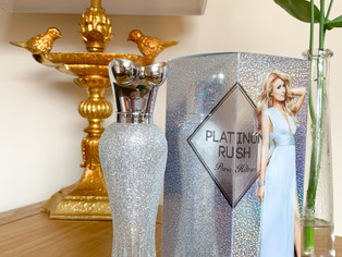 A bottle of dreams: Paris Hilton Fragrance