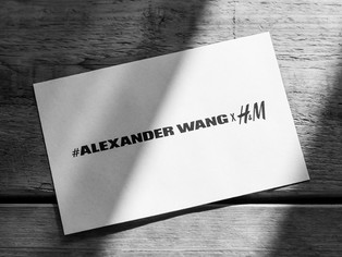 Alexander Wang X H&M Lookbook - The entire men & womens collection...