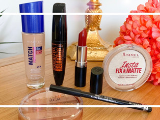 Everyday Glam with Rimmel