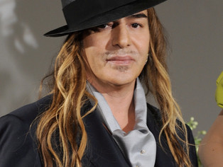 CONFIRMED! Galliano to return...