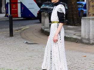 LFW: The Outfits featuring Irynvigre...