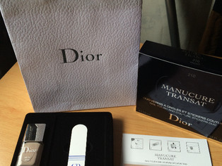 Manucure Transat - Duo vernis a ongles et stickers couture...