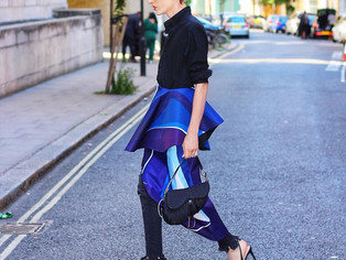 LFW: The Outfits featuring Wear the Walk...
