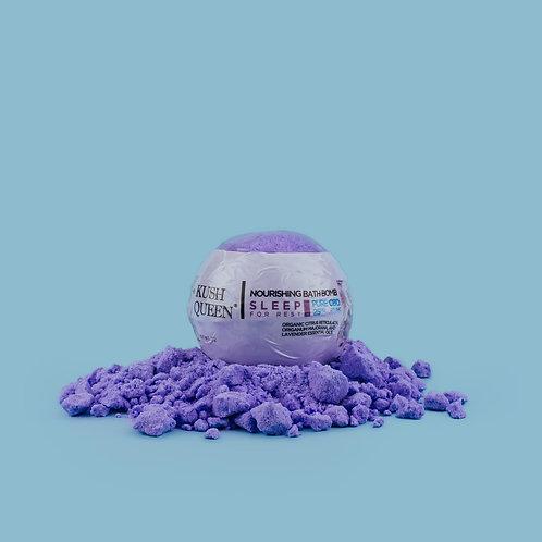 Sleep CBD Bath Bomb