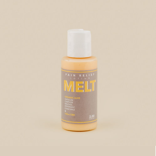 Melt CBD Lotion 2 oz