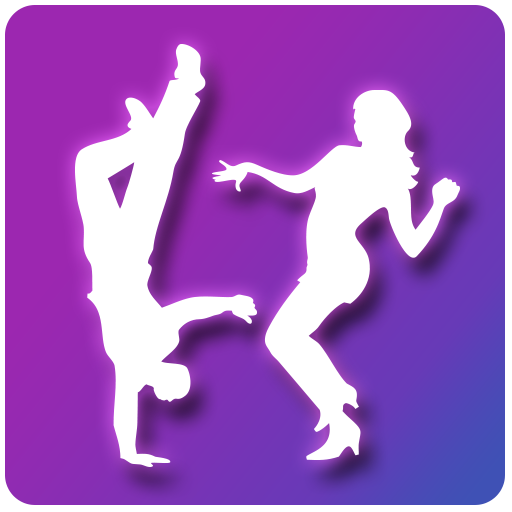 Learn Dance App Icon Design