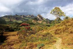 bale mountain Stunning scenery of A