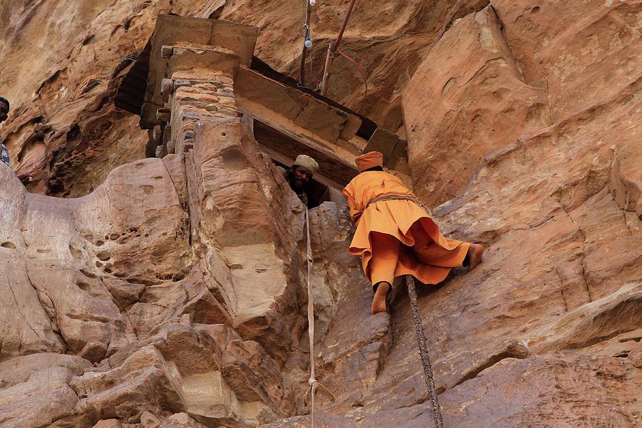 Debre damao monastery
