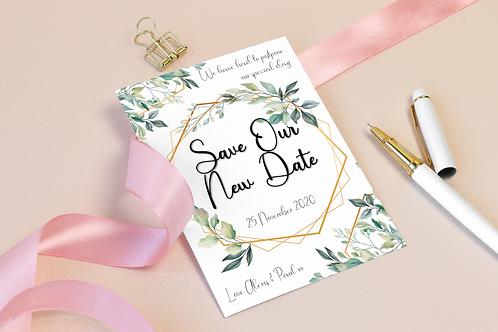 Free Digital Download - Wedding Postponed