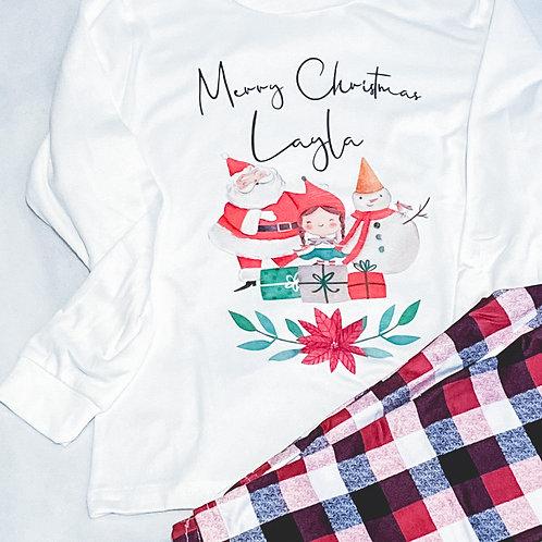 Children's Christmas Pyjamas