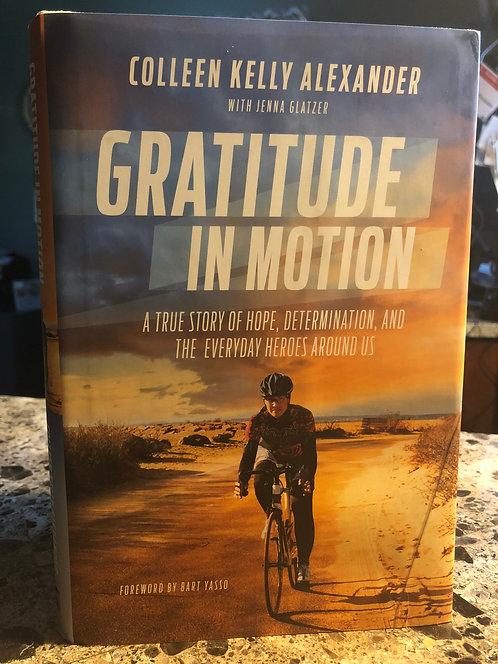 Gratitude In Motion - Hardcover