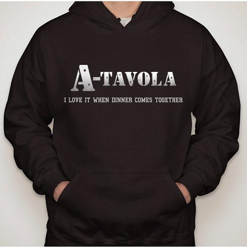 """A Tavola """"Team"""" Hoodie"""
