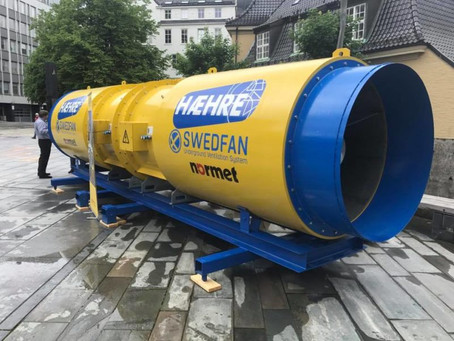 SWEDFAN AT WORLD TUNNELING CONFERENCE IN BERGEN 2017-06-12