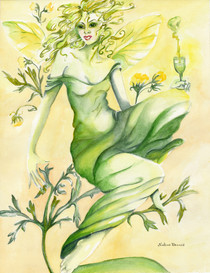 Absinthe-The Green Fairy