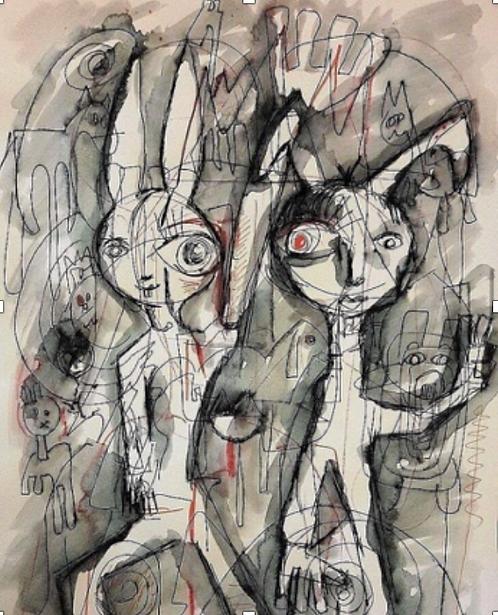 JEFF ROLAND - Into the rabbit zone