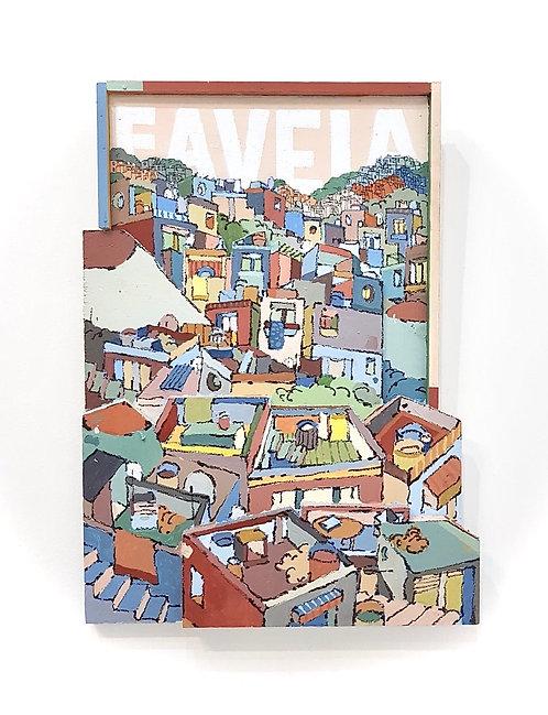 YOANN BORSATO - Favela