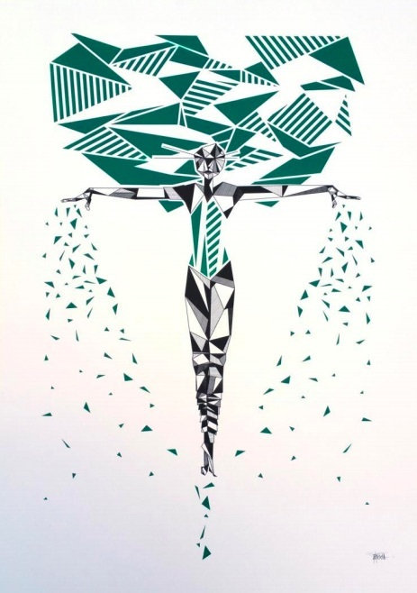 STOUL - Oru Serigraff Color Green