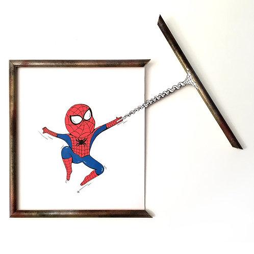 SUPER BOURDI - Spider-man