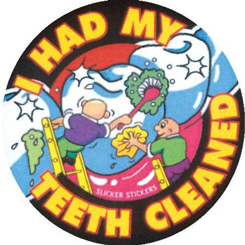 I've had my Teeth Cleaned Stickers  (19)