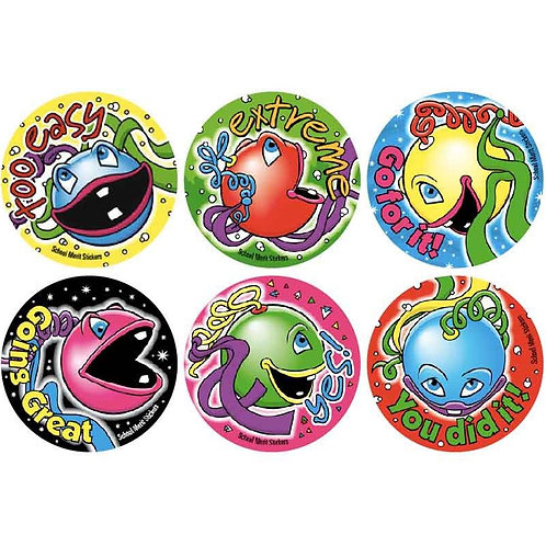 Going Great Fish Multi Pack Stickers  (377)