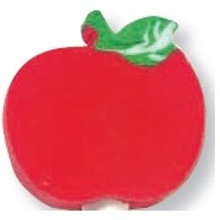 Apple Topper Eraser  (52994)