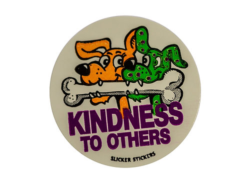 Kindness to Others Stickers  (501)