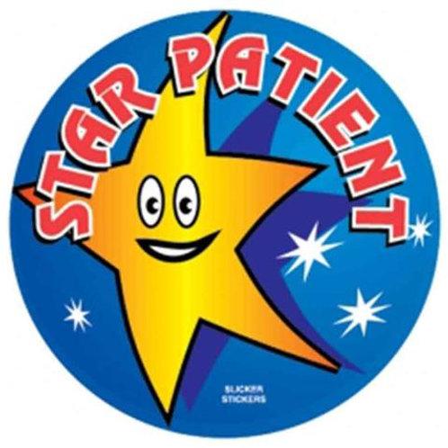 Star Patient Stickers  (60)
