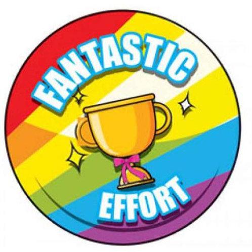Fantastic Effort Stickers  (226)