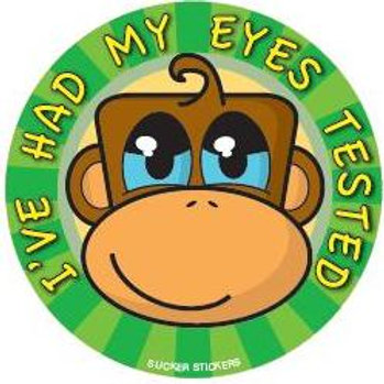 I've had my Eyes Tested Stickers  (47)