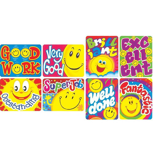 Good Work Multi Pack Stickers  (365)